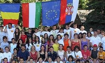 IPA Projekat 2011 DKMT kamp za pobednike nacionalnih takmičenja u borbi protiv vanrednih situacija (katastrofa) Dunapataj kod jezera Selid, Kaloča – Mađarska, 20.-24.06.2011.