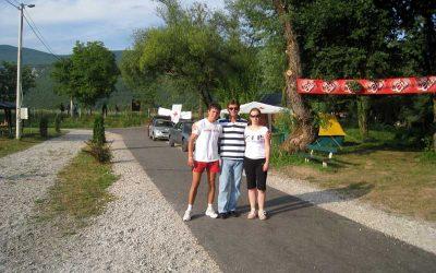 Letnji Kamp omladine Crvenog krsta Republike Srpske Banja Luka – Krupa na Vrbasu 27. jul – 1.avgust 2009.god