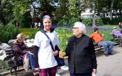 1.oktobar 2010. Međunarodni dan starih osoba