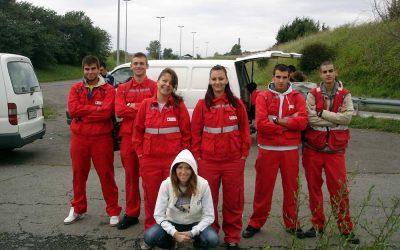 Državno takmičenje ekipa Crvenog krsta Srbije u PP i RPPOS  Beograd – Ušće 17.-18. septembar 2010.