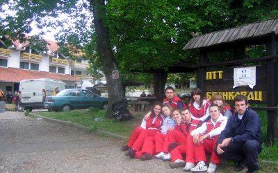 10 – 11. maj 2008. 31.Planinarski maraton na Fruškoj gori  Sanitetsko obezbeđenje
