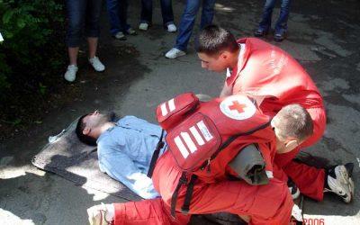 20.maj: Gradsko takmičenje u pružanju prve pomoći i realističkom prikazu povreda i oboljenja