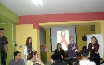 Svetski dan borbe protiv HIV/AIDS-a 1. decembar 2011.