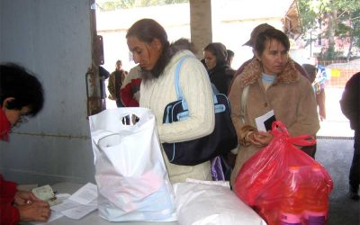 Obeležavanje Svetskog dana hrane 16.oktobar 2011.g.