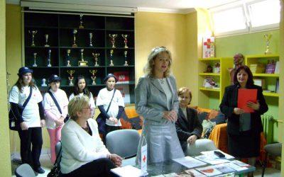 Otvoren je Info centar za starije osobe 1.oktobar 2010.