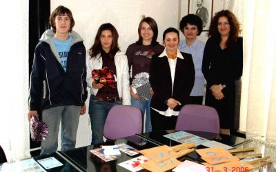 "Informacija o rezultatima nagradnog kviz takmičenja ""Šta znaš o zdravlju"" (31.mart 2006.g.)"