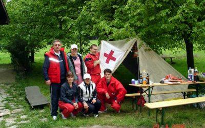 Sanitetsko obezbeđenje 29. Planinarskog maratona na Fruškoj Gori