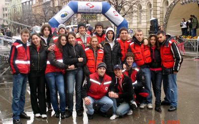 29.mart 2009. Sanitetsko obezbeđenje novosadskog maratona