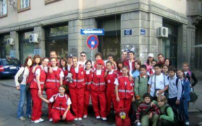 Izveštaj sa pokrajinskog takmičenja u pružanju prve pomoći i RPPOS Plandište, 26.maj 2007.g.