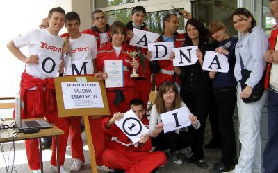 "Gradsko takmičenje u PP i RPPOS 17.aprli 2010. OŠ ""Vasa Stajić"""