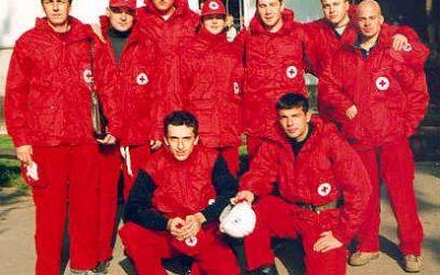 Smotra polivalentnih terenskih ekipa JCK – Testera 2001.