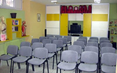 Renoviran Klub mladih CKNS