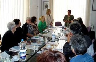 22.oktobar 2008.  Sastanak sa OOCK u mesnim zajednicama