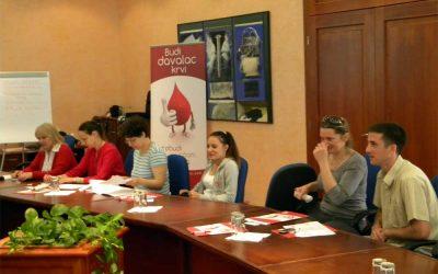"""Seminar """"Naučimo kako druge da naučimo"""" za volontere DDK Hotel """"Norcev"""" 27.-29.05.2011."""