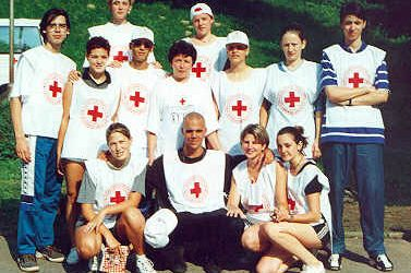 Testera 2002 – Letnji kamp terenskih jedinica Crvenog krsta