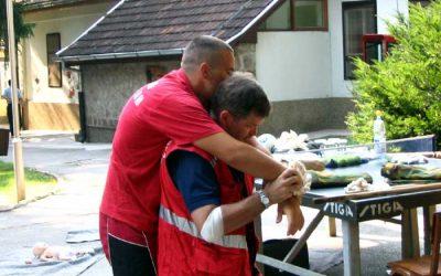 20.- 23.jul 2006.g. – Letnji kamp mladih Crvenog krsta Srbije – Testera 2006