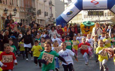 10.oktobar 2010. Trka za srećnije detinjstvo