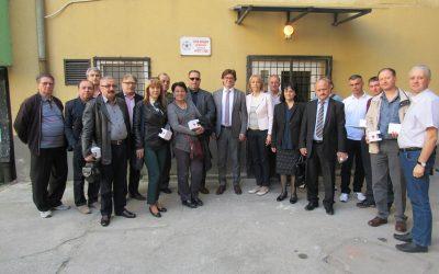 Посета Делегације Црвеног крста Македоније – Нови Сад, 25. марта 2017. год