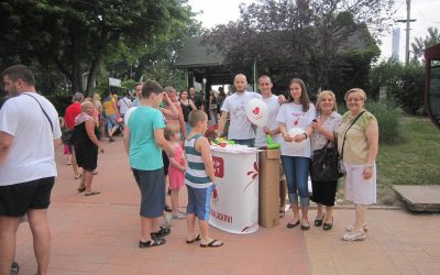 Свечаност у Градској кући  14. јун 2015 – Светски Дан давалаца крви