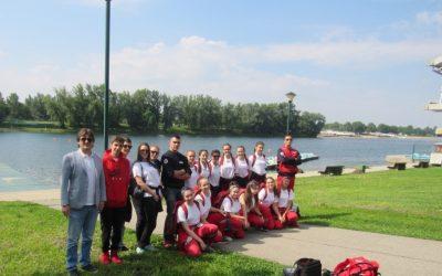 ГРАДСКО ТАКМИЧЕЊЕ У ПРУЖАЊУ ПРВЕ ПОМОЋИ – Црвени крст Београд
