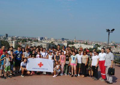 1 Deca sa KIM gosti Crvenog krsta grada Novog Sada 01 (1)