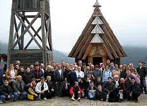 Savetovanje sa saradnicima DDK CKNS  Bajina Bašta, 07-09.novembar 2008.g.