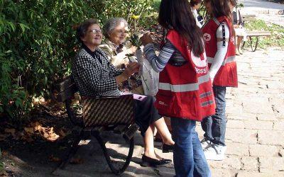Akcija sa povodom: 1.oktobar, Međunarodni dan starih