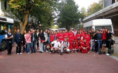 Državno takmičenje ekipa Crvenog krsta Srbije u PP i RPPOS Kikinda, 18. i 19. septembar 2009.g.