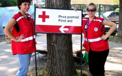 06-09.jul 2006.g. – Petrovaradinska tvrđava Sanitetsko obezbeđenje festivala EXIT06