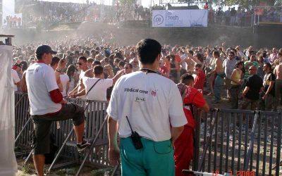 10.-13.07.2008. EXIT08 Sanitetsko obezbeđenje festivala