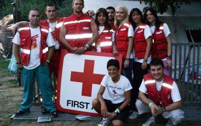 EXIT 11 – Sanitetsko obezbeđenje 7.-10.07.2011.