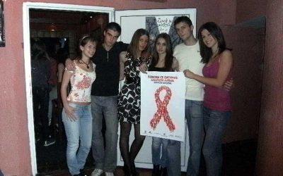 Svetski dan borbe protiv AIDS-a 1.decembar 2009.god.