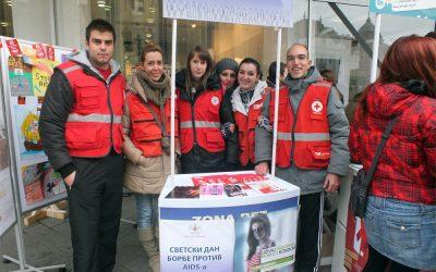 Svetski dan borbe protiv HIV-AIDS 1.decembar 2012.