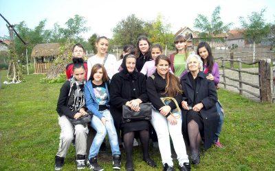 "3.oktobar 2010. Program ""Briga o starima"" – Izlet"