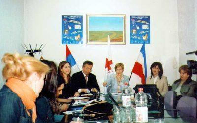 """24.-31.03.2005: Tradicionalna akcija """"Nedelja zdravih zuba"""""""