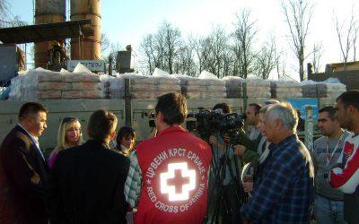Pomoć Kraljevu Novembar 2010.