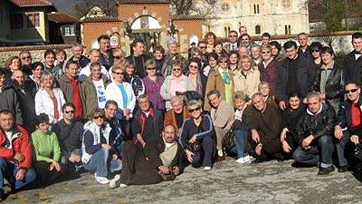 Savetovanje sa saradnicima – volonterima DDK Kruševac, 27-29-novembar 2009.g.