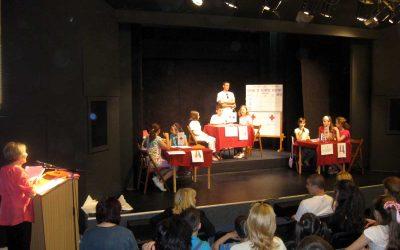 """Gradsko takmičenje """"Zdravlje je najveće bogatstvo"""" Pozorište mladih, Novi Sad – 27.maj 2010."""