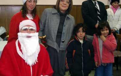 24. decembar 2007. Poseta Gradonačelnika Crvenom krstu Novog Sada