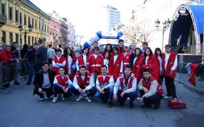 """Sanitetsko obezbeđenje 13. Međunarodni """"Novosadski NIS polumaraton"""" 26.mart 2006.g."""