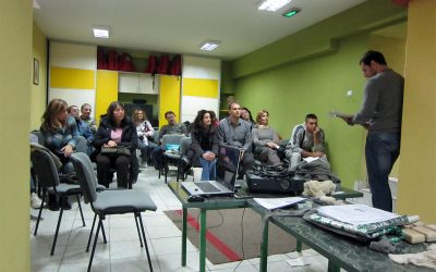 Obuka prosvetnih radnika iz novosadskih srednjih i osnovnih škola u pružanju prve pomoći