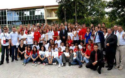 16.-30. Avgust 2008. – Orahovica Međunarodni Kamp Crvenog križa Osijek