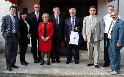 11.maj: Međunarodna saradnja – poseta naših prijatelja iz Osijeka i Tuzle