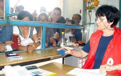 Izveštaj o podeli humanitarne pomoći u magacinu CKNS 8. i 15.05.2011.