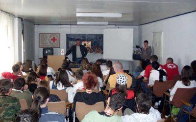Tematski roditeljski sastanci o zloupotrebi droga (održavani tokom 2010.g.)