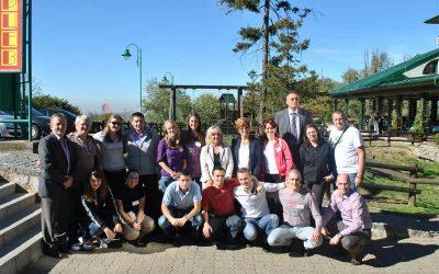"""Seminar za volontere DDK: """"Naučimo – kako druge da naučimo"""" Iriški Venac, """"Norcev"""", 19-21.10.2012."""