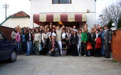 14.04.2006.g: Naša Omladinska terenska jedinica održala je Godišnju Skupštinu…