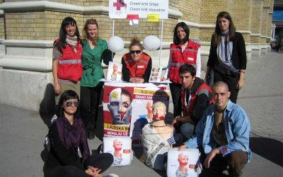 Evropski dan borbe protiv trgovine ljudima 18. oktobar 2012.