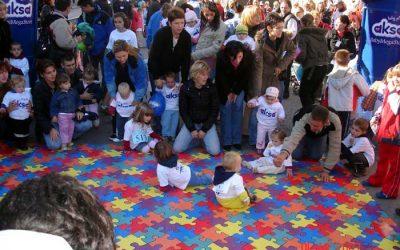 Trka za srećnije detinjstvo 14.oktobar 2007.g.