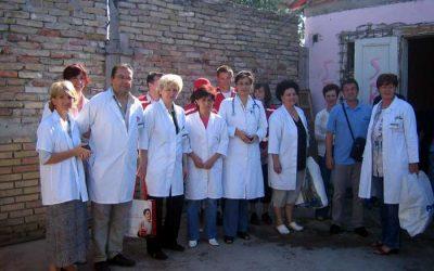 12.septembar 2006.g. – Kontrola tuberkuloze u Srbiji
